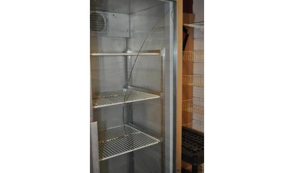 Gram koelvitrine - 59x65x205cm
