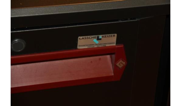 2-deurs Gamko horeca koelkast