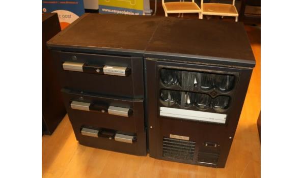 Gamko horeca koeling - 110x56,5x84cm.