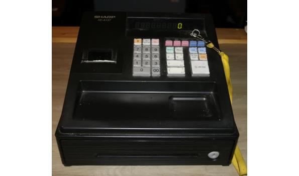 Sharp kassasysteem - XE-A137