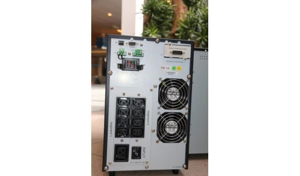 Eaton 9130 tower UPS - noodstroom voorziening