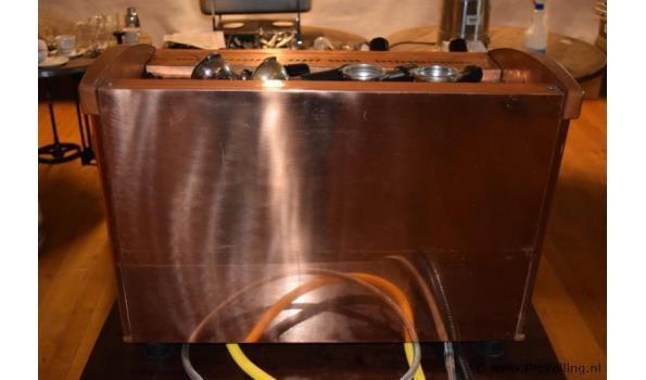 ItalCat Espresso apparaat