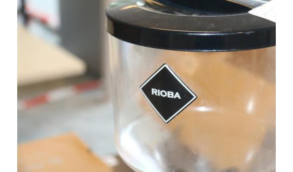 Rioba koffiebonenmaler