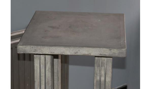 Houten zuil - 40x40x90cm