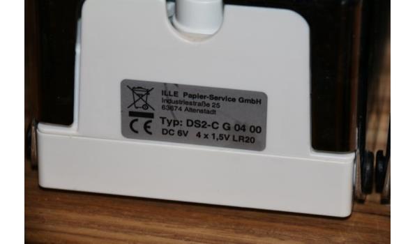 Ille zeepdispensers