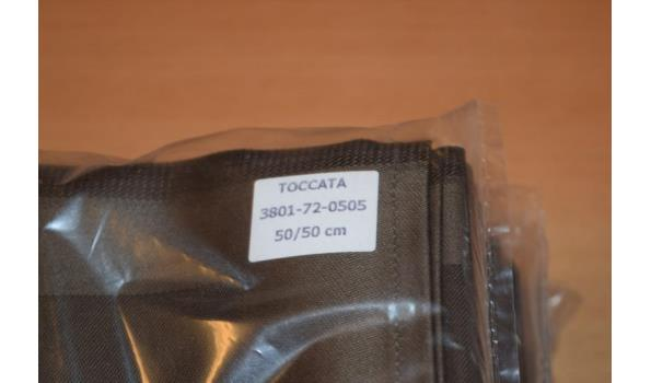 Tacotta tafellinnen bruin - 50x50cm
