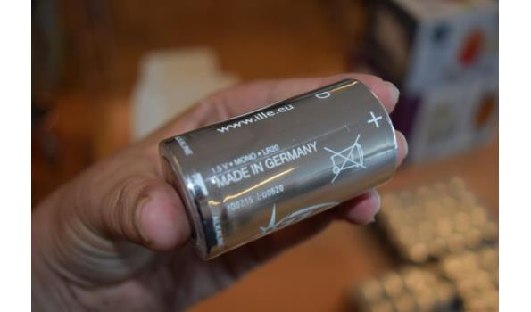 Partij alkeline batterijen - 1,5 V LR20