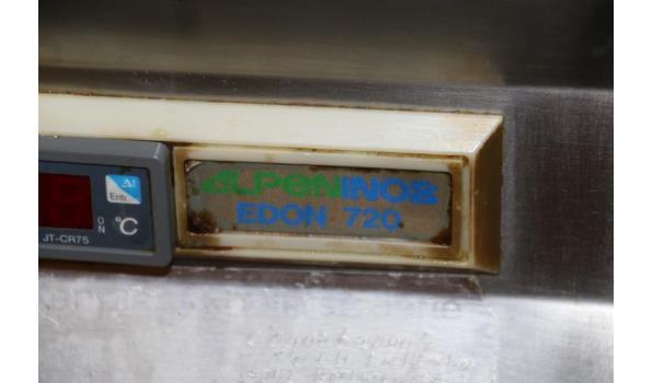 Alpeninox8 keukenunit - type Edon 720