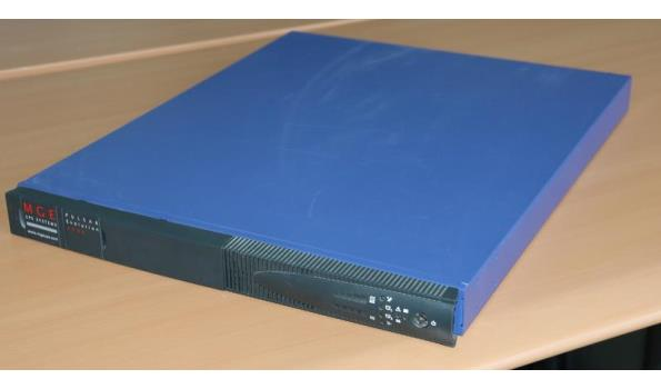 MGE UPS Systems 1500C User Manual