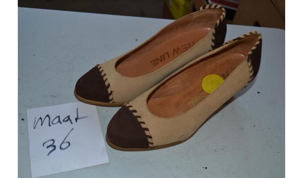 bruine damesschoenen maat 36