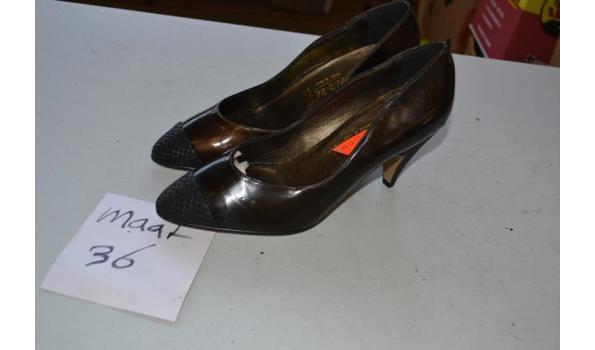 zwarte damesschoenen maat 36