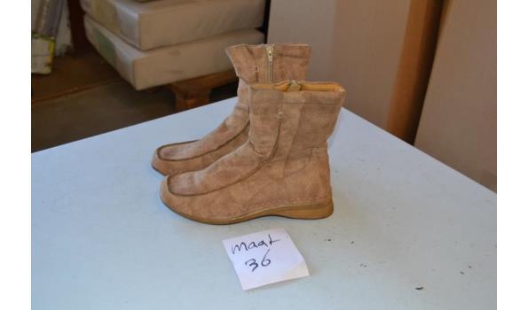 camel dames laarzen maat 36