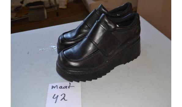 zwarte damesschoenen maat 42