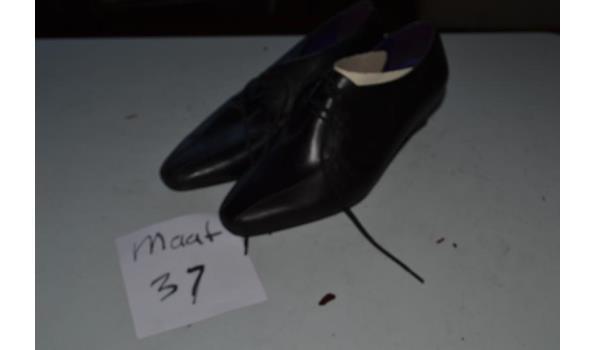 zwarte damesschoenen maat 37