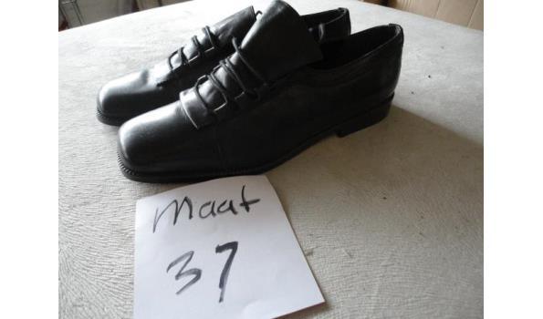 zwarte damesschoenen 37