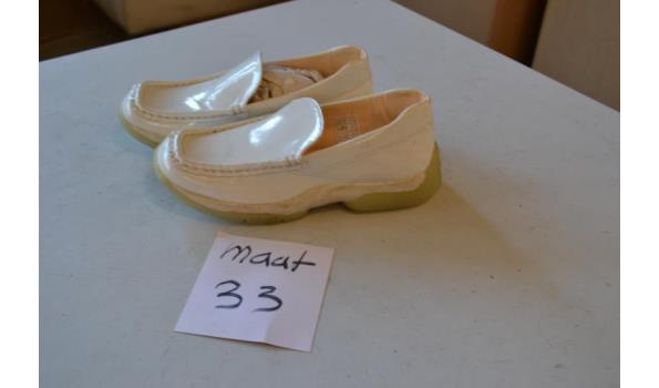 witte kinderschoenen maat 33