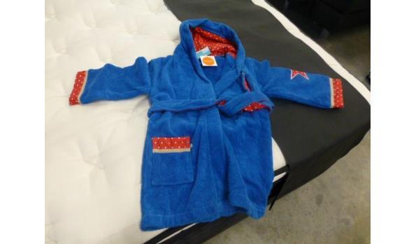 Lief badjas - jongens