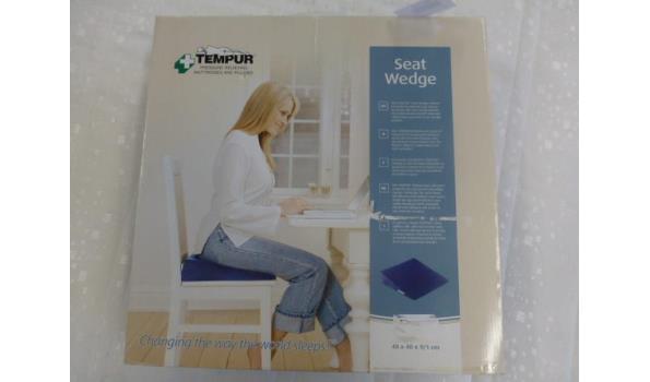 Seat wedge