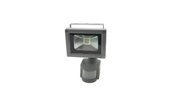 LED Straler 10 watt met sensor