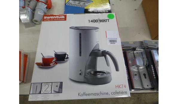 koffiesetapparaat