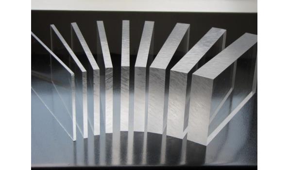 Kunststof glas 2mm