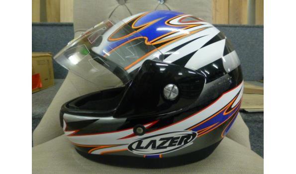 Motorhelm Merk Lazer