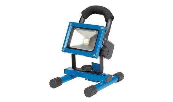 Oplaadbare LED werklamp met USB poort 25899940