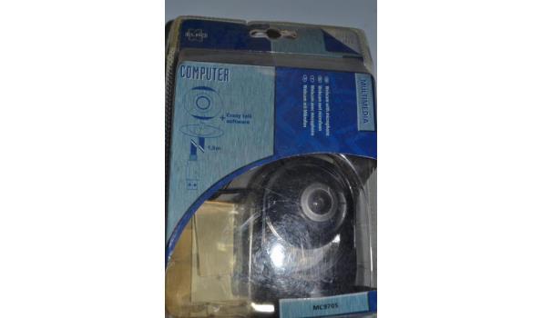 webcame met micfrofoon