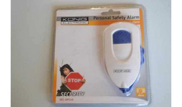 persoonlijke alarm