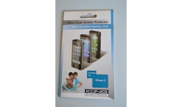 glas beschermer Iphone 5