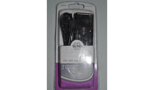 USB hub 4 uitgangen