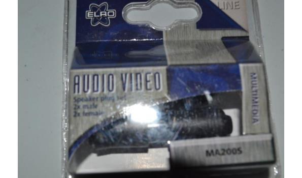 audio speaker plug