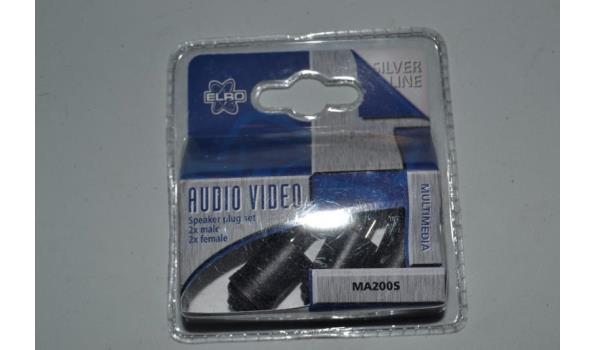 speaker plugset