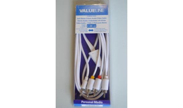 audio video kabels