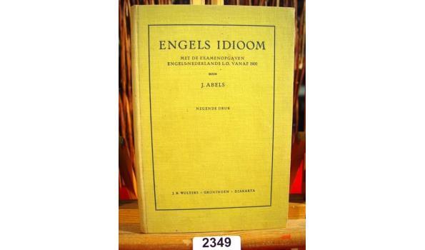 Boek uit 1956