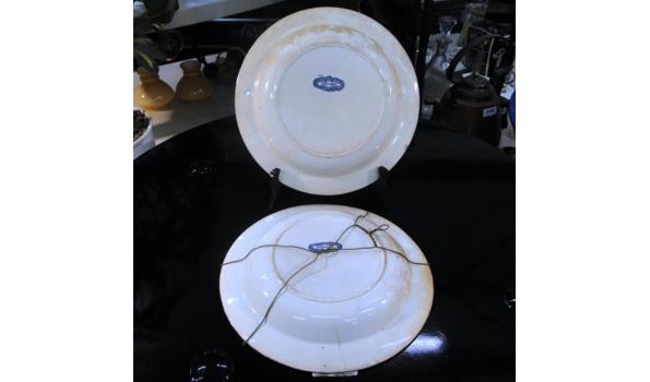 2 Diepe borden
