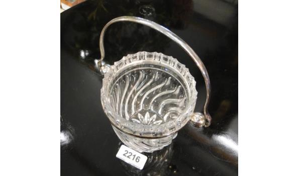 Kristallen koekpot