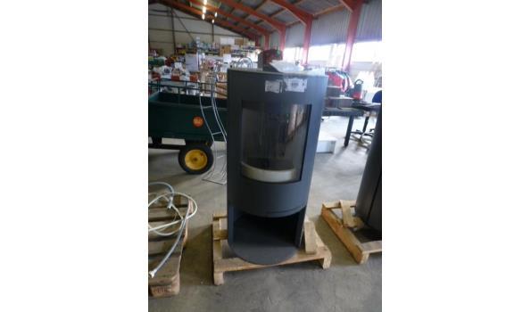 Houtkachel Hiron V1, 7 KW