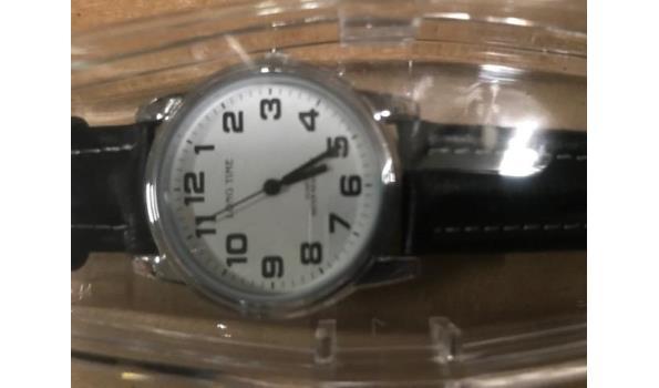 Horloges 100 stuks