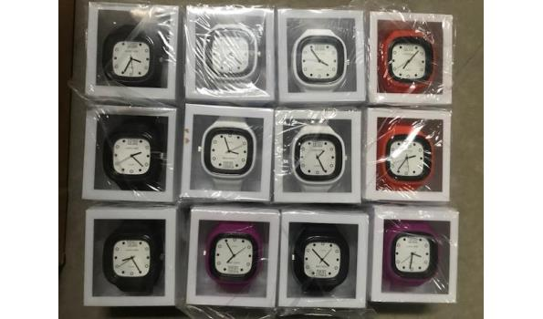 Horloges 1000 stuks