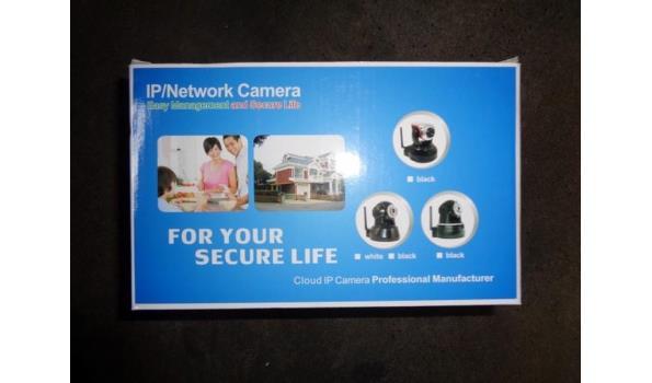 Camera IP network