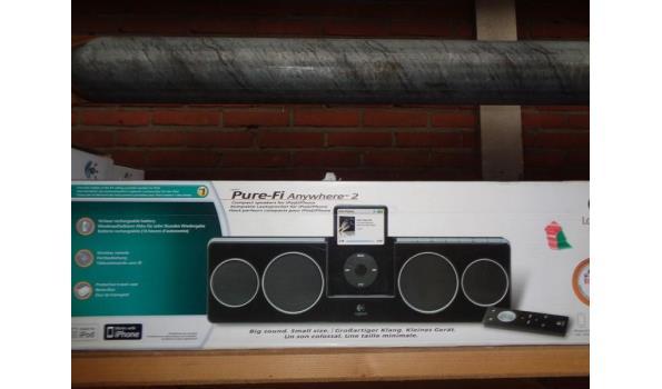 Speaker voor iPod/iPhone