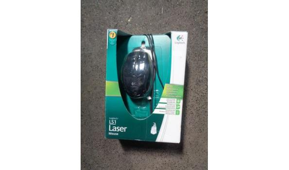 Laser muis
