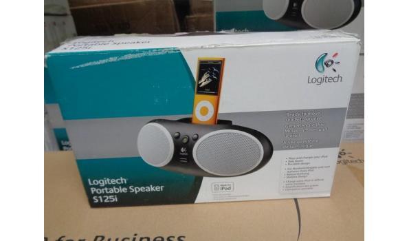 Logitech portable speaker