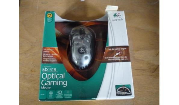 Gaming muis Logitech