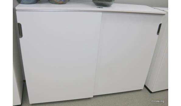 Ikea Kast Met Schuifdeuren 160x45x120cm Proveilingnl