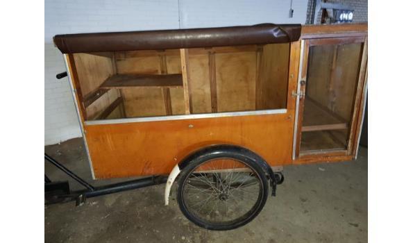 originele oude bakkers bakfiets