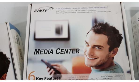 circa 22 stuks media centers