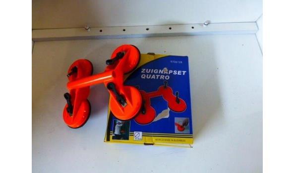 Zuignapset Quatro