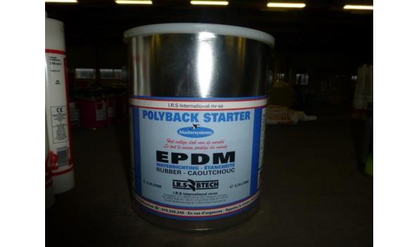EPDM starter